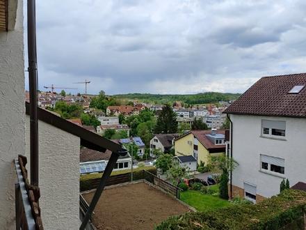 """""""Familiengerechtes Reihenhaus mit kleinem Garten und schöner Aussicht in Wernau"""""""
