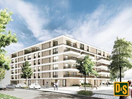 Zeitlos und klassisch wohnen: 3-Zimmer-Wohnung auf ca. 94 m² Wohnfläche und Loggia