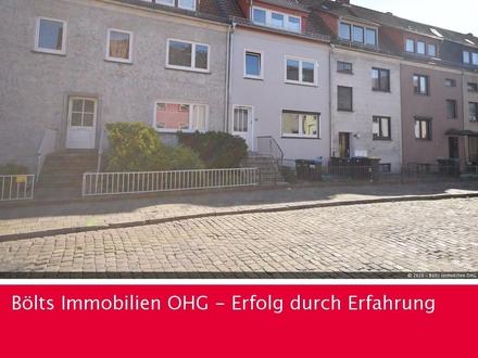 Neuwertige Wohnung mit neuer Einbauküche und saniertem Bad in ruhiger Wohnstraße