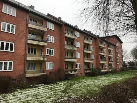 24768 Rendsburg - gepflegte 3-Zimmer-Eigentumswohnung in Kanalnähe
