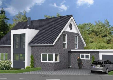 Modernes Neubau-Einfamilienhaus in attraktiver Wohnlage von Ostscheid!