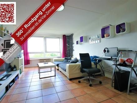 Neu: Großzügige 4,5 Zimmer-Wohnung mit 2 Balkone in Kranichstein !