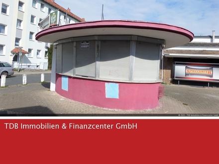 Kiosk/Imbiss mit Terrasse zu verkaufen!
