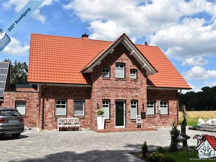 Friesoythe- Markhausen **Neuwertiges Einfamilienhaus zu vermieten**
