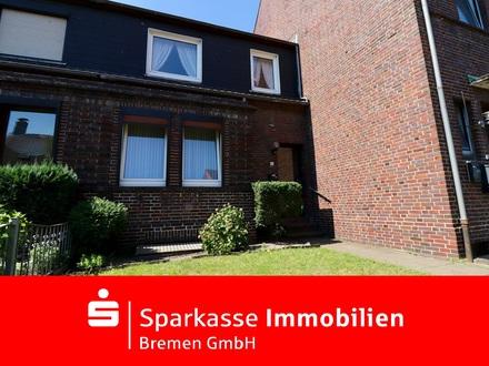 Gemütliches Reihenmittelhaus für die kleine Familie in Bremen-Gröpelingen
