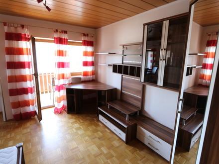 Schönes, vollmöbliertes 1 Zi. Appartement