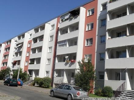 Sofort beziehbar! 3-Raum-Wohnung am Gimritzer Damm!