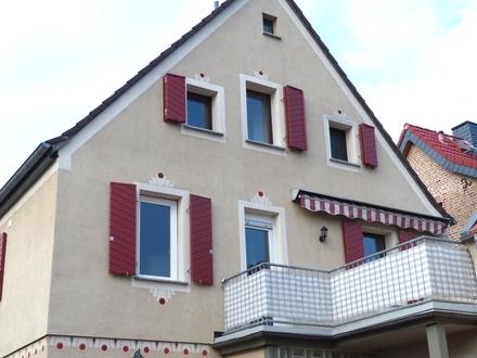Maisonette-Wohnung für MAXIMAL 3 Personen mit Tageslichtbad und großem Balkon