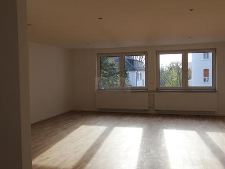 17010.B -Individuelle Wohnung am Kurpark/ wie ein Bungalow – Erstbezug nach Modernisierung