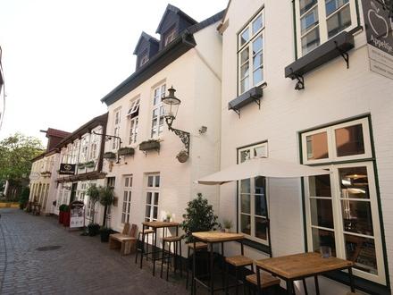 Wohn- und Geschäftshaus, Bergstr., Innenstadt Oldenburg.