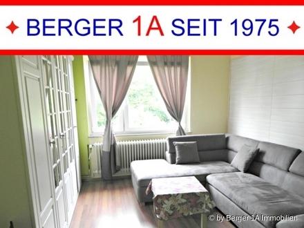 DELMENHORST-MITTE: VERMIETETE 3 Zi-WHG mit gr. GARTENANTEIL, EBK, W-Bad mit Fenster, gr. Keller