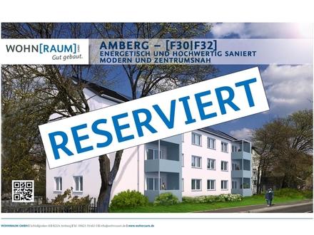 Amberg [F30|F32] - Energetisch und hochwertig saniert - modern und zentrumsnah -
