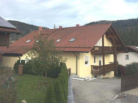 Attraktive 3-Zimmer Eigentumswohnung in Bernried