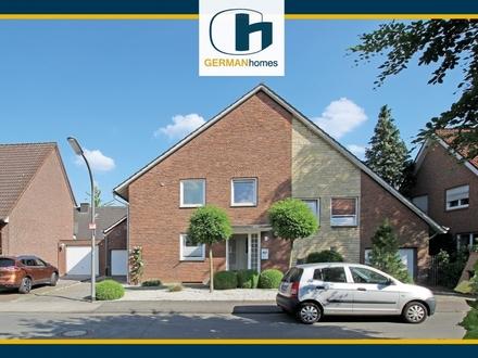 PROVISIONSFREI für Käufer – Schöne Wohnetage mit sep. Einliegerwohnung in Münster Angelmodde-Dorf