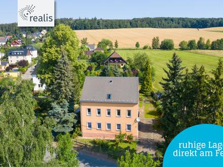 +++JETZT ZUSCHLAGEN+++Einfamilienhaus in ländlicher Top-Lage in Chemnitz-Grüna