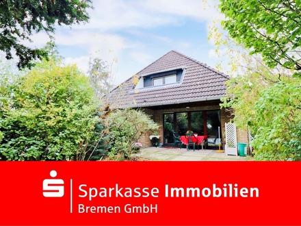 Liebevoll gepflegtes Einfamilienhaus in ruhiger Wohnlage von Bremen-Arbergen