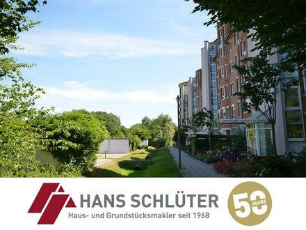Wunderschöne 3-Zi.-Wohnung mit traumhaftem Blick in Findorf