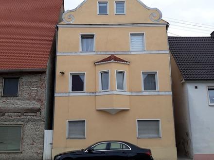 Multifunktionales Stadthaus in Zentrumsnähe von Höchstädt a. d. Donau