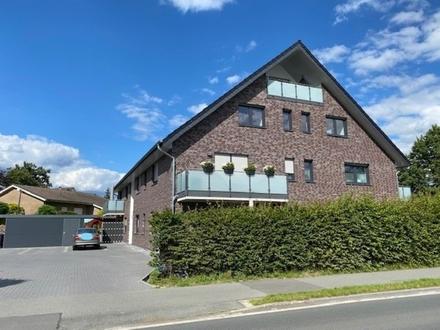 Schöne Erdgeschoss-Wohnung, barrierefrei mit Terrasse und Fahrstuhl GT-Isselhorst