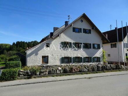 *Top Landhaus mit Gewerbegebäude - viel Potenzial - frei - attraktiver Preis*