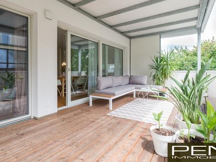 LINZ-Froschberg: Attraktives Wohnen mit großem Außenbereich in Toplage