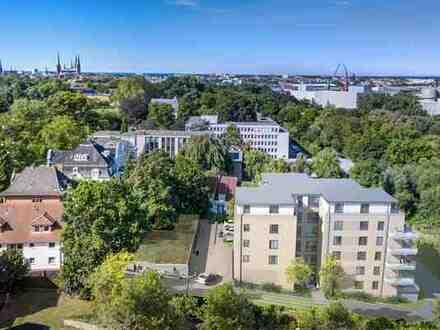 Wohnen in Lübeck: Ruhige Lage, ideale Infrastruktur