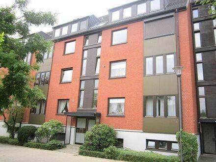 Peterswerder, 2-Zimmer-Wohnung mit Terrasse