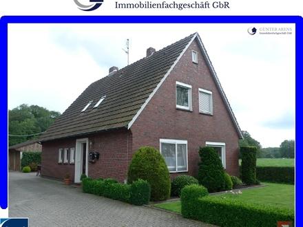 2 Zimmer - Obergeschosswohnung mit Garage in Westerstede - Hollwege