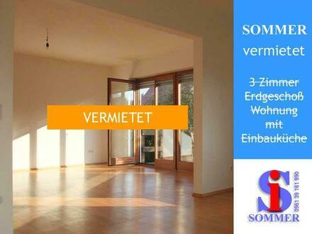 VERMIETET | Erdgeschoss Wohnung by SOMMER Weiden