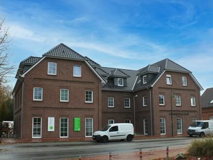 5893 - ERSTBEZUG! Moderne 4-Zimmer-Dachgeschosswohnung mit Balkon mitten in Edewecht!