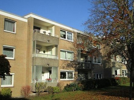 modernisierte 3-Zimmer-Wohnung mit großzügiger Loggia