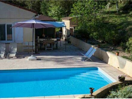 Villa mit Ferienwohnung in der Provence