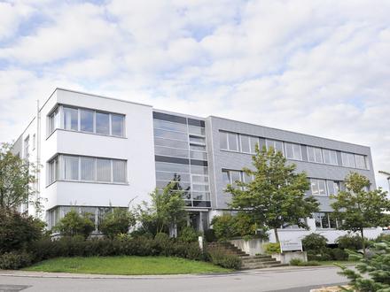 Gewerbeimmobilie: Bürogebäude mit Produktionsfläche/Labor/Lager/Mehrzweckmöglichkeit in bester Lage