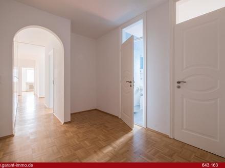 BESTLAGE SOLLN! Hübsche Familienwohnung, renoviert und sofort bezugsfrei!