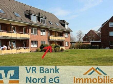 Vermietung: 2-Zi.-EG-Wohnung mit Balkon in ruhiger, attraktiver Wohnlage
