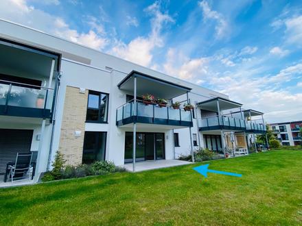 Modern und chic! 2-Zimmer-Mietwohnung mit Terrasse