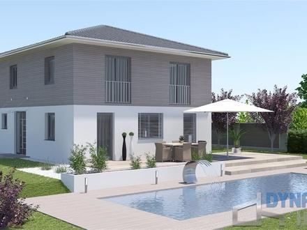 Schlüsselfertiges Einfamilienhaus inkl Grund