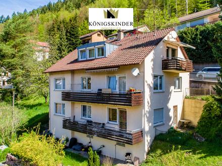 Langfristig vermietetes Dreifamilienhaus in Hirsau als Kapitalanlage