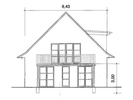 Wohnung Nr. 5 (Tenne)