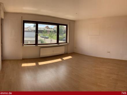 4 Zimmer-Wohnung - Sofort frei!