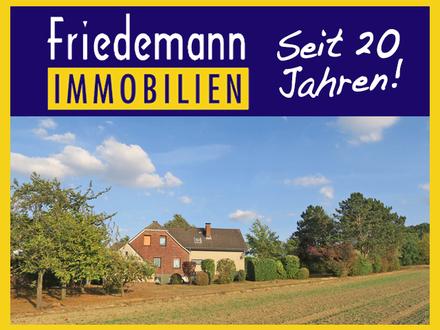 1-2 Fam.-Haus mit Vollkeller, großem Garten und toller Aussicht in landschaftlich reizvoller Lage von Löhne – Gohfeld
