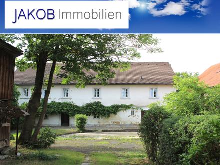 Fast wie im Märchen - Renovierungsbedürftiger Bauernhof bei Bad Berneck!