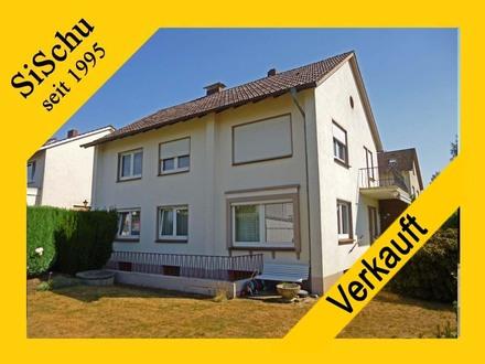 --Verkauft-- Gepflegtes Wohnhaus am Ortsrand von Kirchlengern