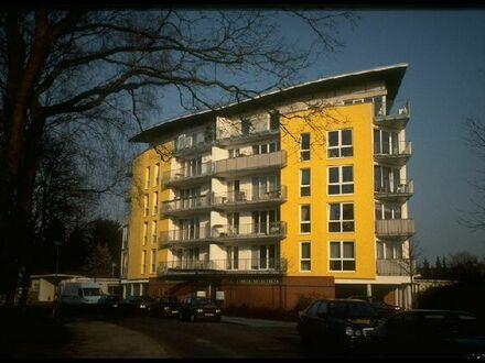 Sehr schöne 3-Zimmer-Wohnung im Grünen gelegen!