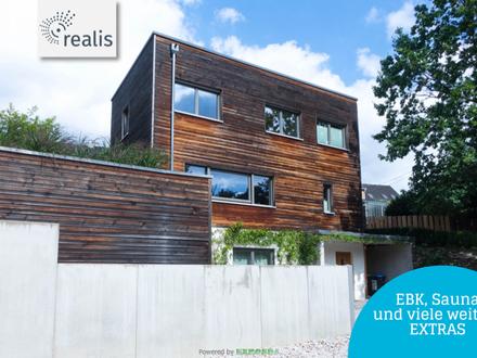 Erlesenes Einfamilienhaus mit allen Extras+traumhafte Lage in Chemnitz-Reichenhain