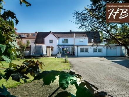 Aufgepasst! ca. 500 m² großes und sonniges Baugrundstück mit Wohnhaus in Neugablonz!
