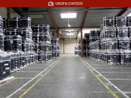Logistikimmobilie mit großzügiger Freifläche