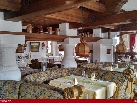 Sehr ansprechendes und gut gelegenes Hotel/Restaurant am Rand der Schwäbischen Alb