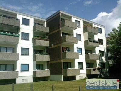 Geräumige Wohnung mit Blick auf Oldenburg, Bogenstr. 48, OL - Nadorst.