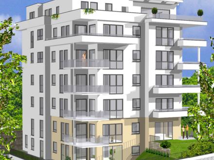 Lassen Sie sich die Chance nicht entgehen ! 4-Zimmer-Wohnung im 2. Obergeschoss mitten in der City